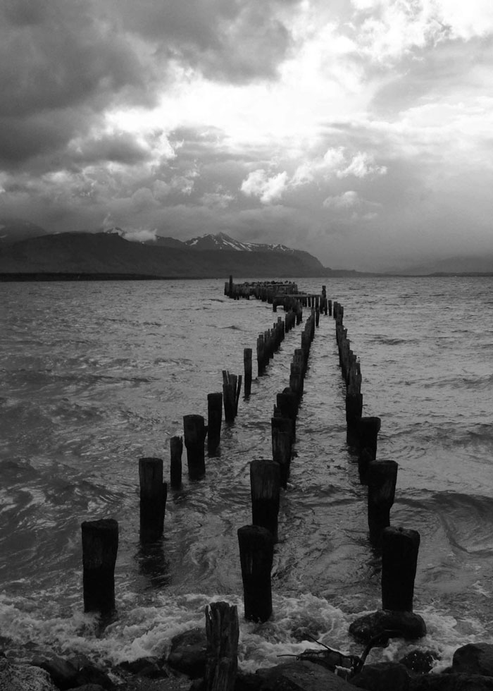 Deconstructed, Puerto Natales, Chile