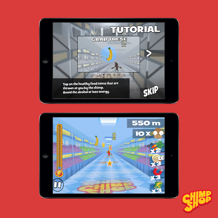 Tutorial Screen, Gameplay