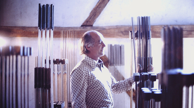 Bertoia Beyond Knoll: The Lesser-Known Works of a Mid-Century Master - Metropolis