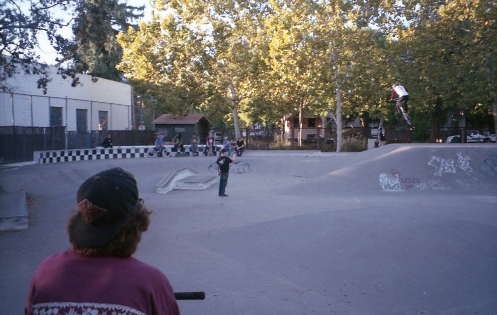 The Chico skatepark was the hub for meeting up and offers the most legit vibe for a park. It was home to a lot and I'm glad I had a spot on the couch for a while.