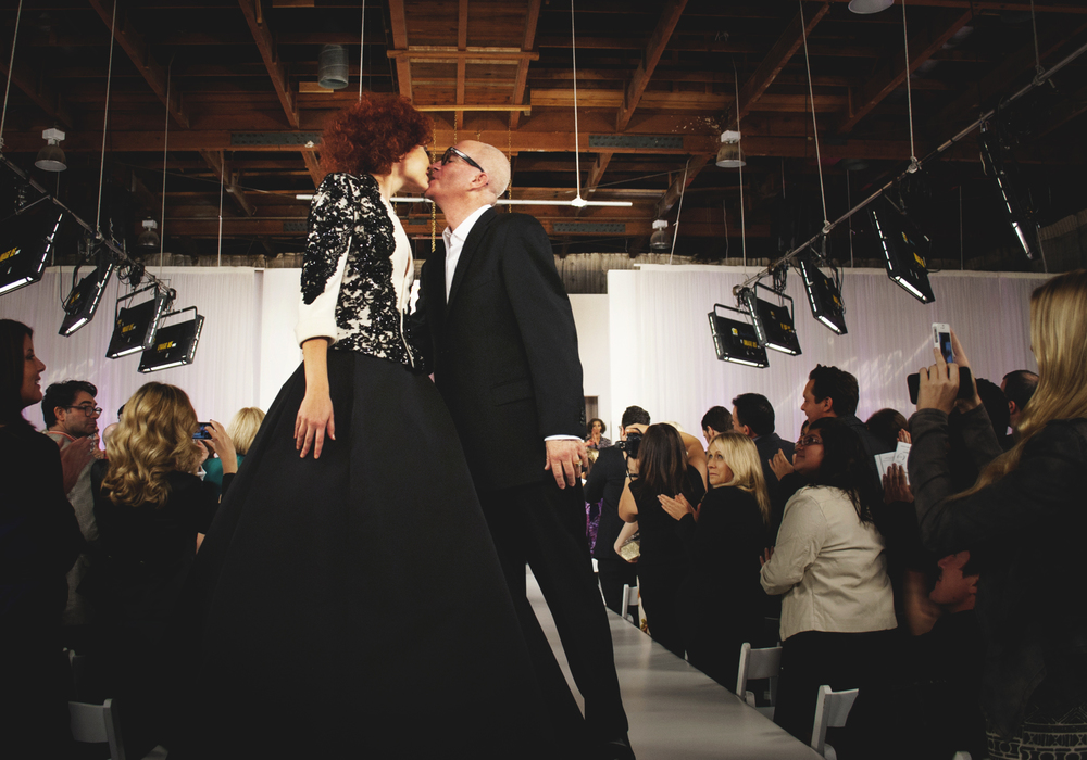 The Style Network: L.A. Fashion Week: Behind the Scenes