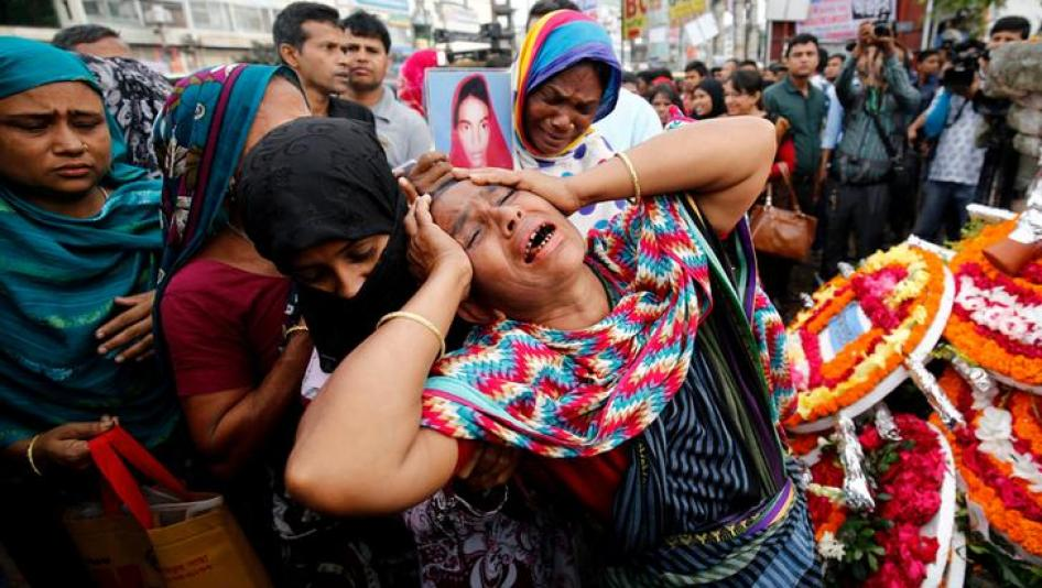 After the Rana Plaza collapse
