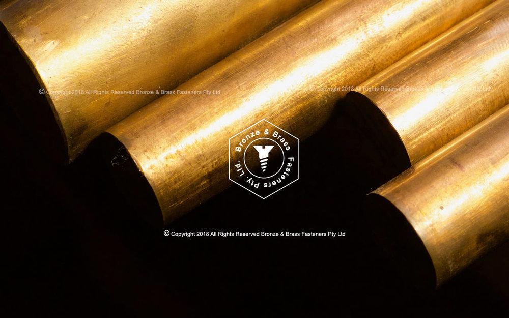 Silicon Bronze Rod - Round Bar