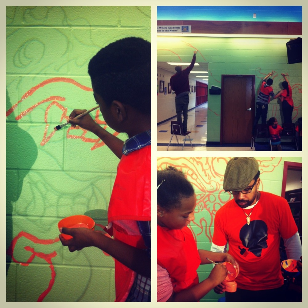 perkerson_elementary_students work with tcp resident artists_on_entryway_mur.jpg