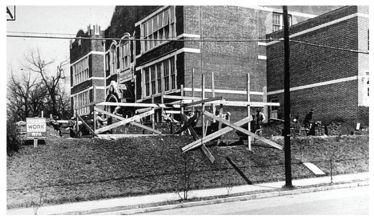 George Adair School Historic