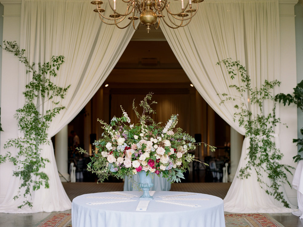 houston fine art florist wedding mibellarosa