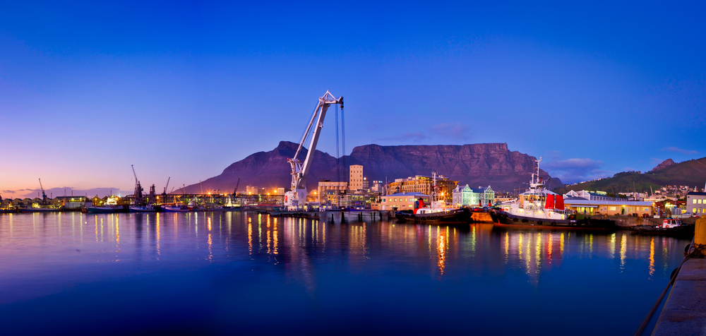 Sam and Simon both live in Cape Town, South Africa, which is the most preposterously beautiful city in the world. Truth.