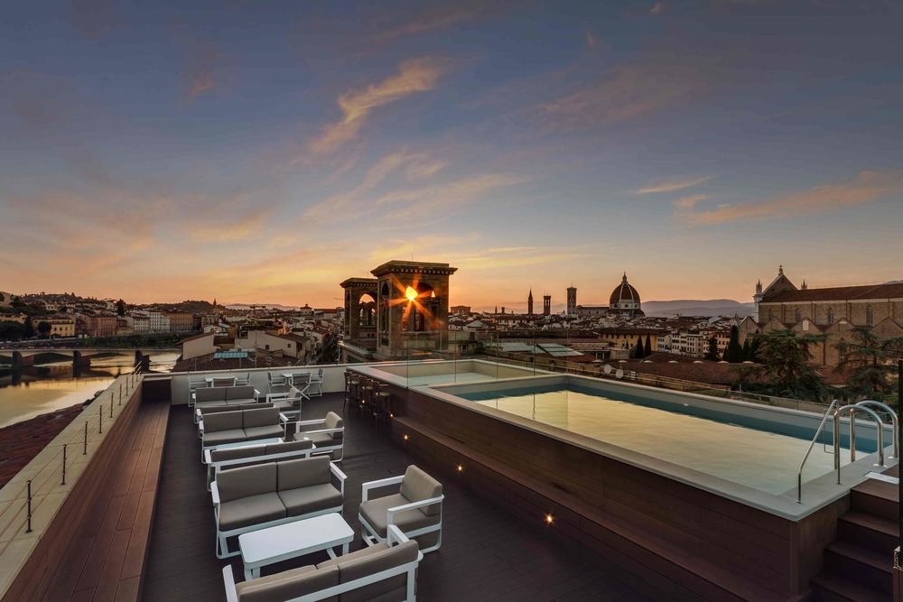 Florence Hotel Rooftop