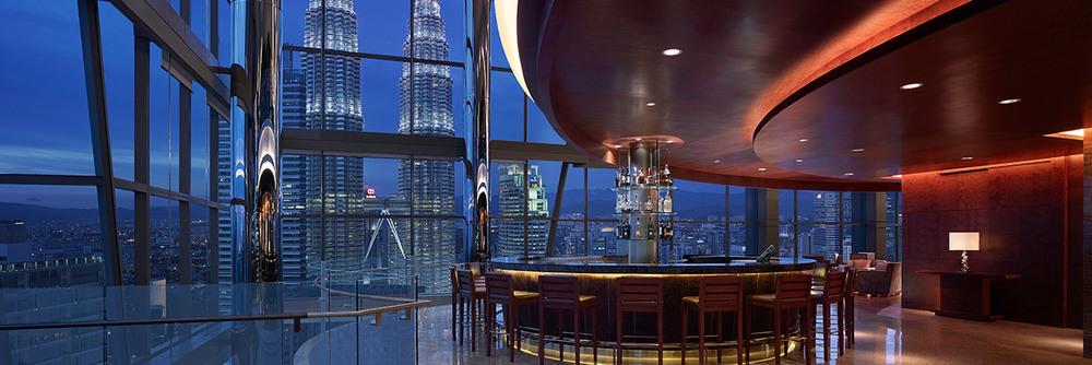 Kuala Lumpur Grand Hyatt Bar