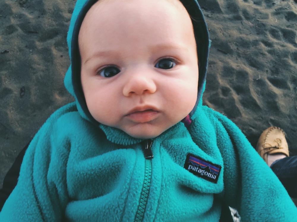 Patagonia baby