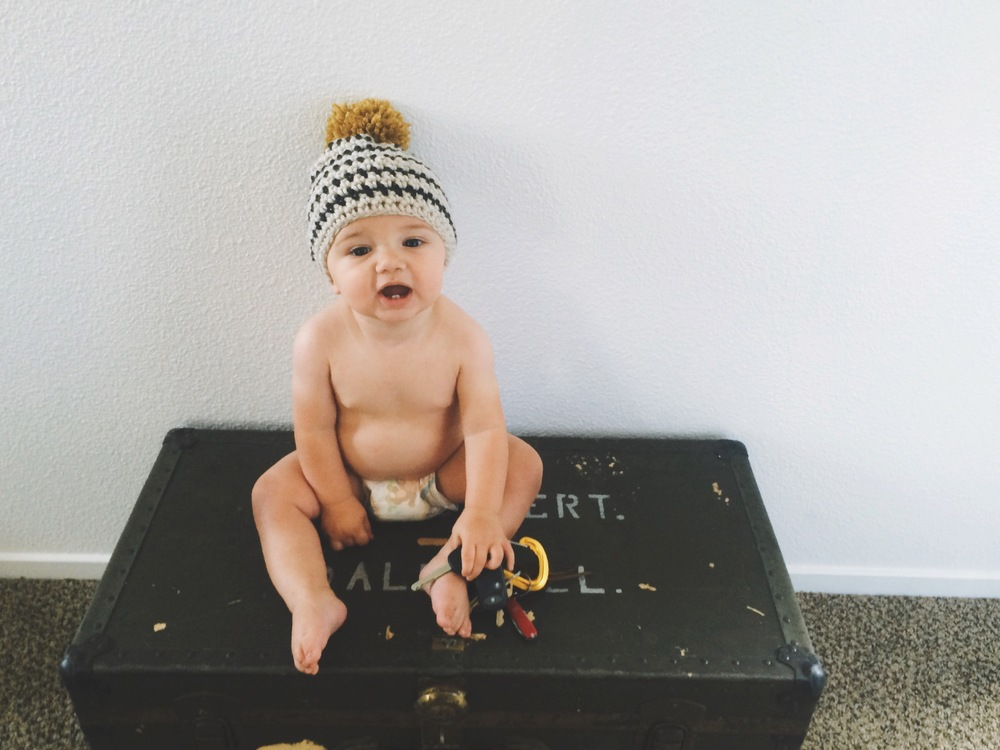 Han-Made beanies for babies and kids