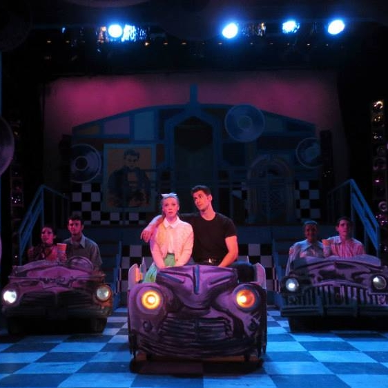Danny Zuko in  Grease  at Forestburgh Playhouse
