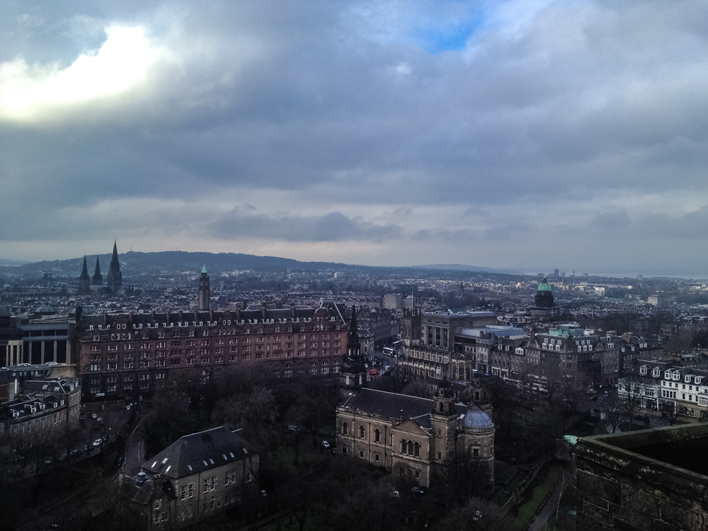 1/28/14 Edinburgh, Scotland