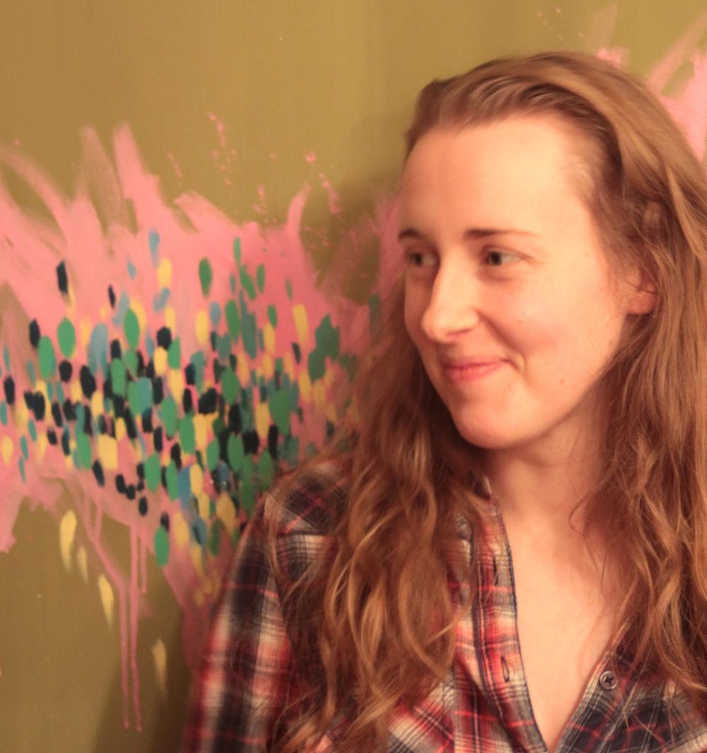 Emerging Artist Georgina Vinsun
