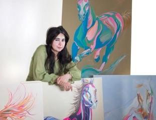 Emerging Artist Yaheya Pasha