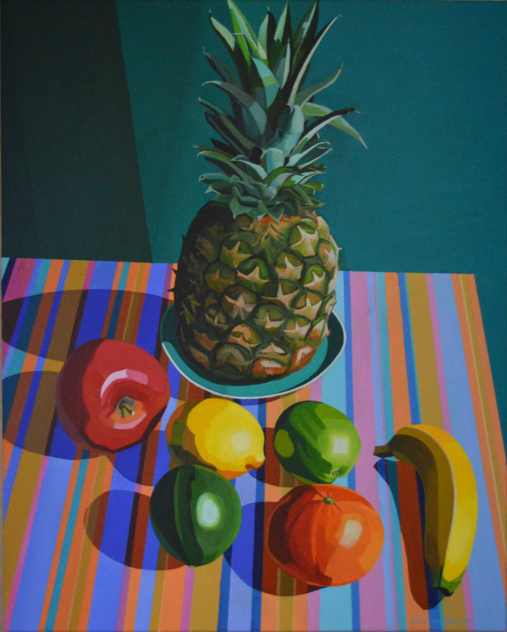 Pineapple , Marcus Bolt