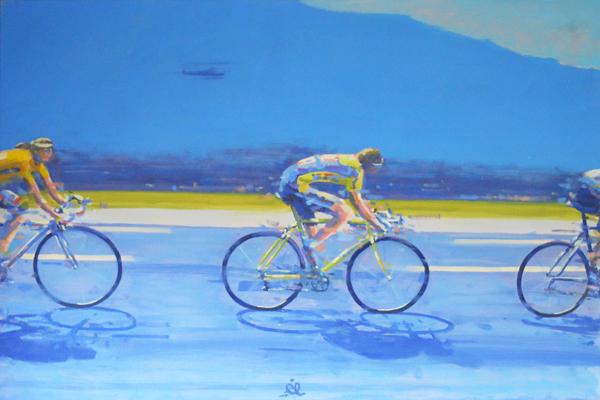 Fignon vs Le Mond, Rob Ijbema