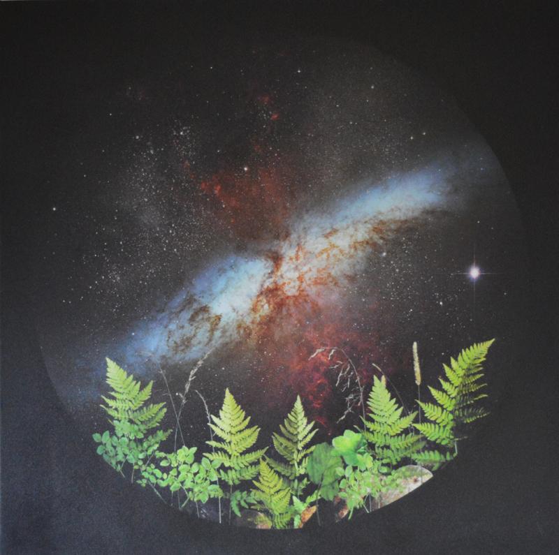 Cosmic View , 80x80cm £850