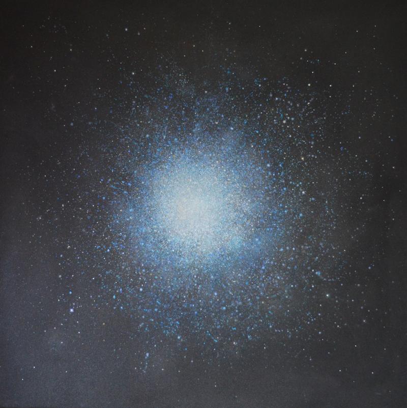 Star Cluster,  80x80cm £800