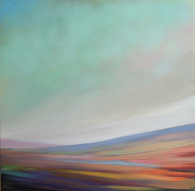 Rich Spicer 'Colourscape 7'  £400.00