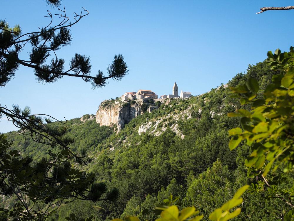 Dreamy village of Lubenice