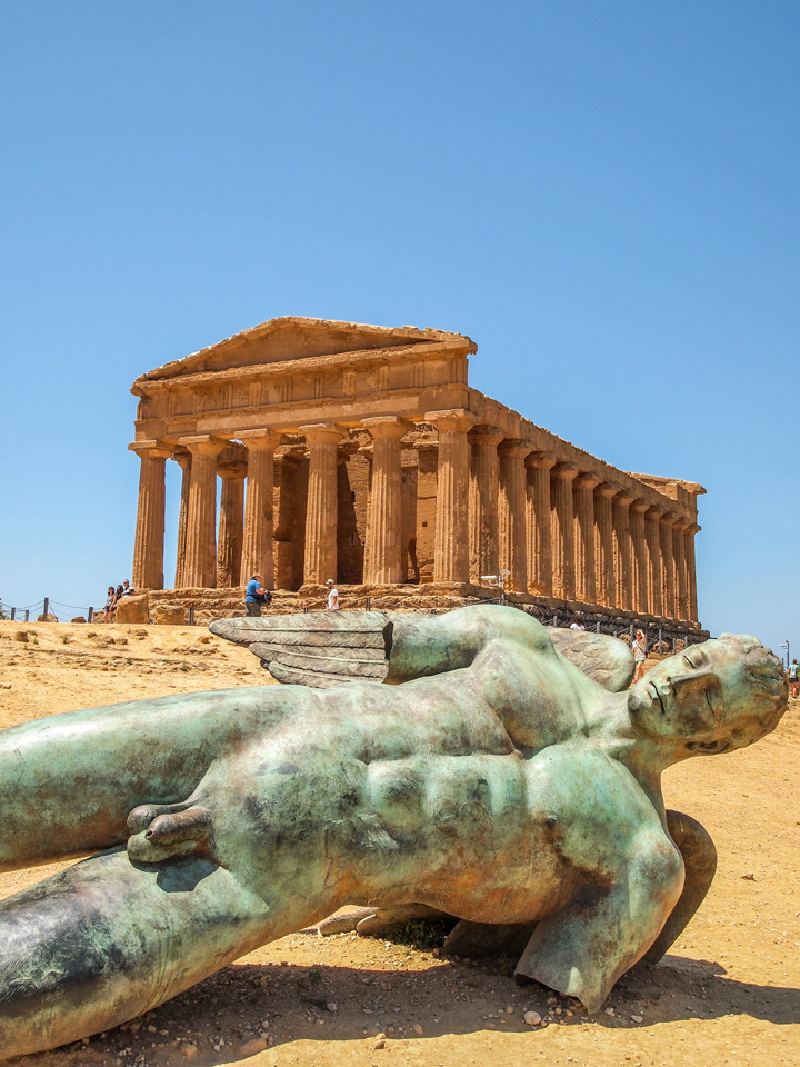 Temple of Concordia in Agrigento
