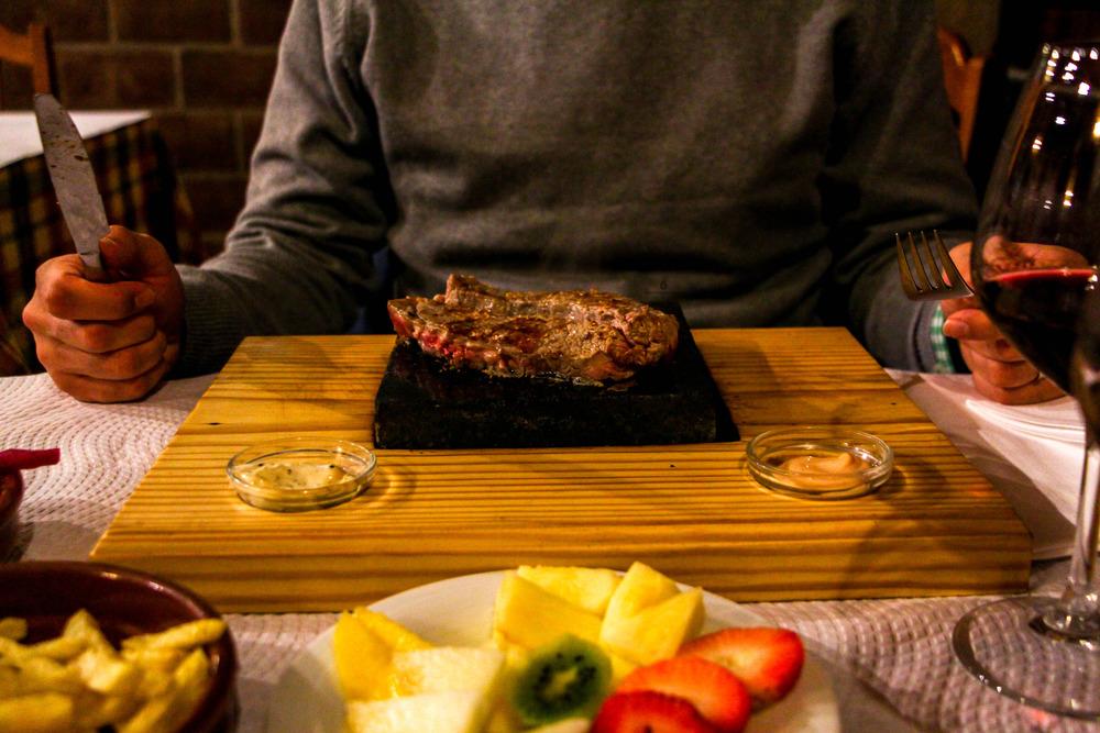 Stone-steak