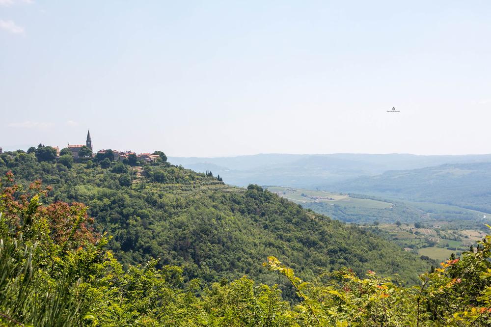 Groznjan-Istria