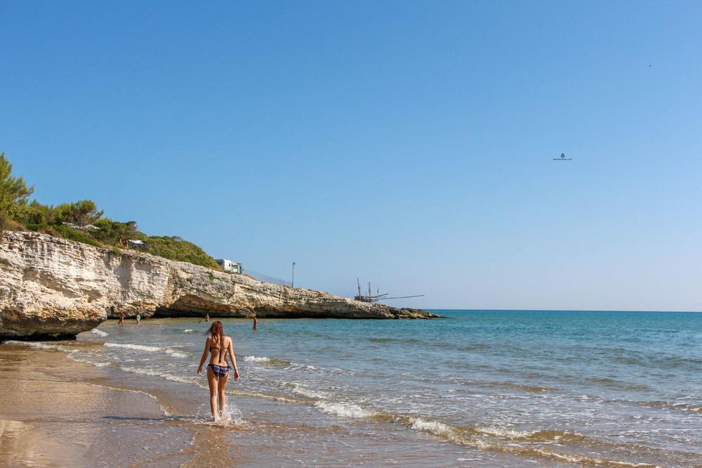 Vieste-beaches