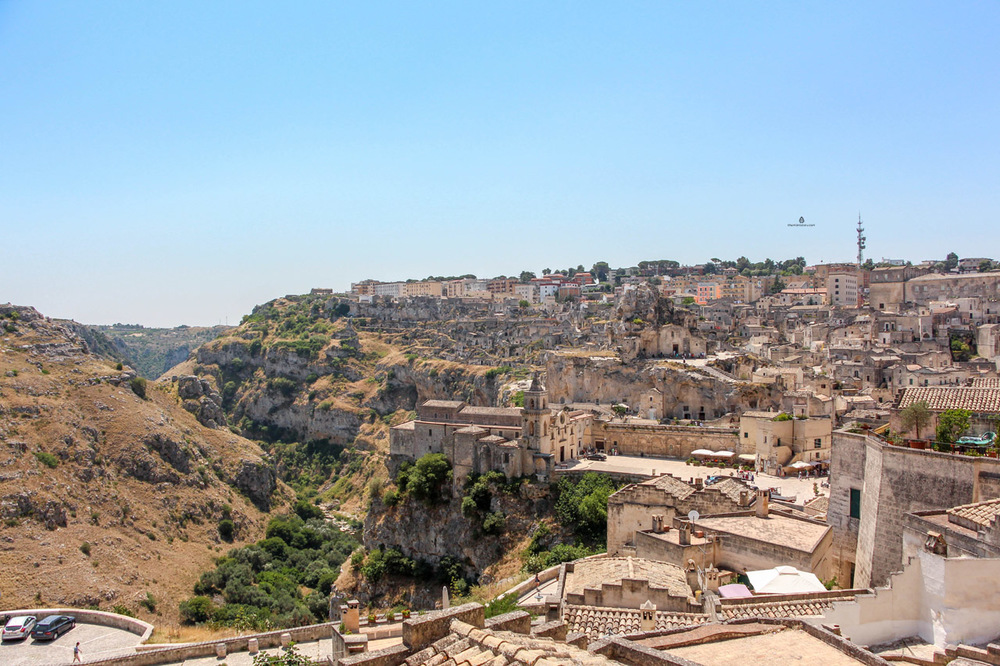 Matera-view