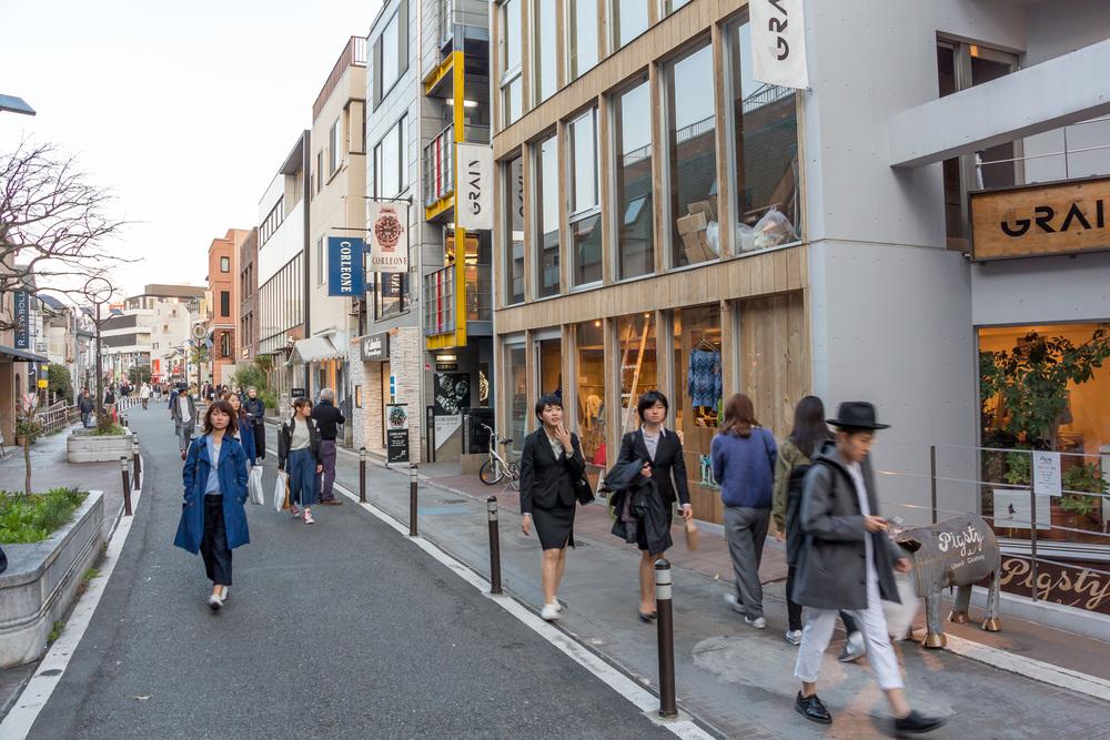 Omotesando-Tokyo