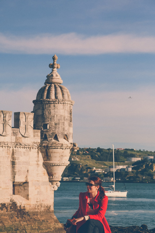 Dreaming of Lisbon (Torre de Belem)