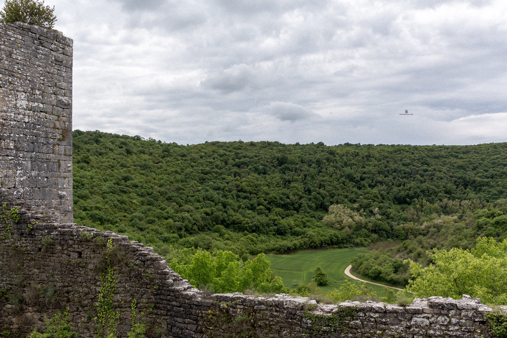 Dvigrad-view