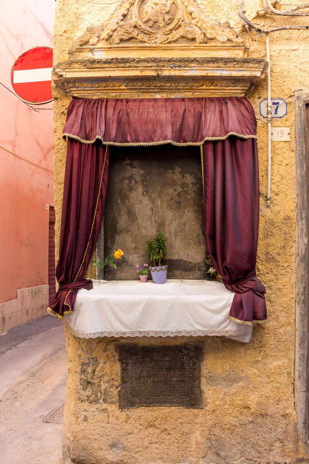 Corners of Marsala, Sicily