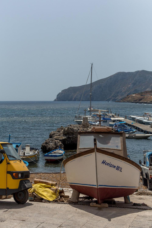 Sicily, Marettimo island