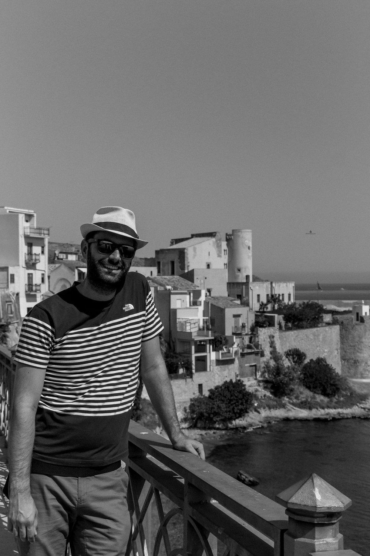 Visiting Castellammare del Golfo, Sicily