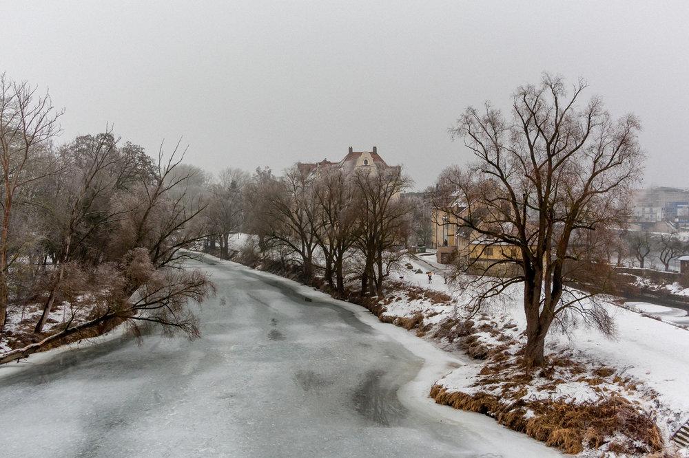 Regensburg-winter