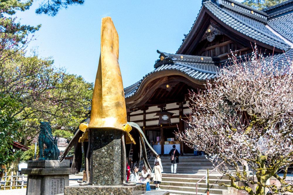 Oyama-shrine-Kanazawa