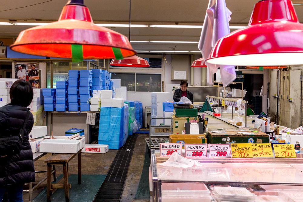 Omicho-market-Kanazawa