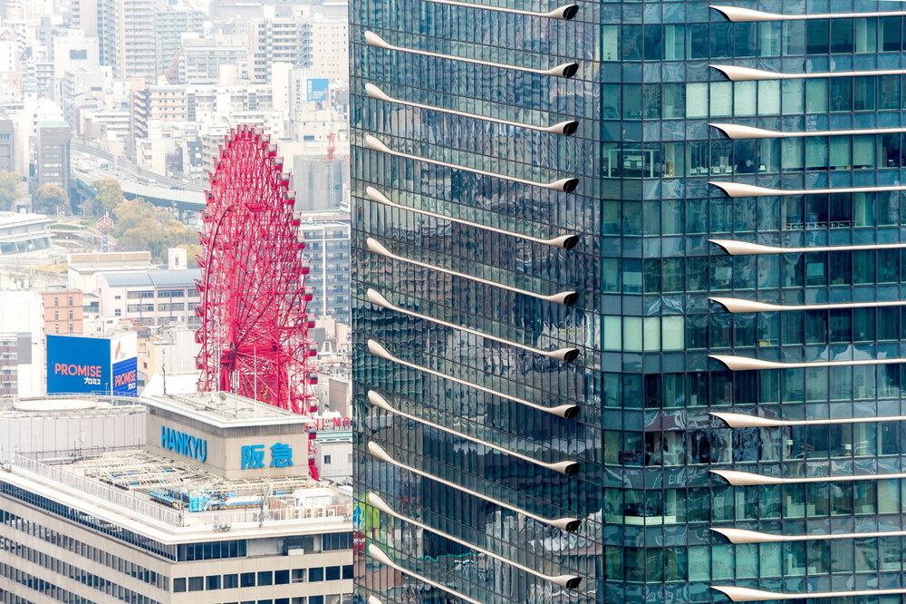 Osaka-wheel-Japan