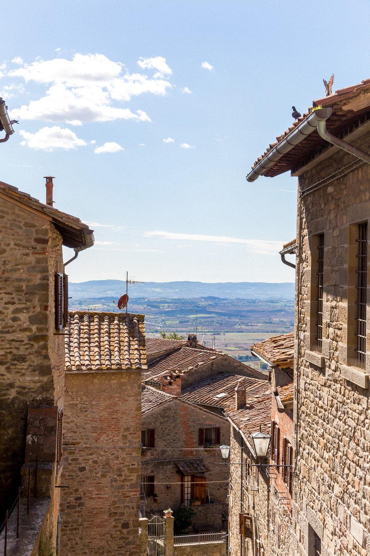 Tuscany-Cortona