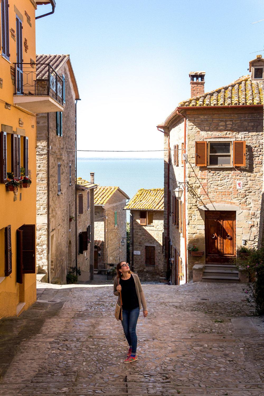 Monte del Lago, Umbria