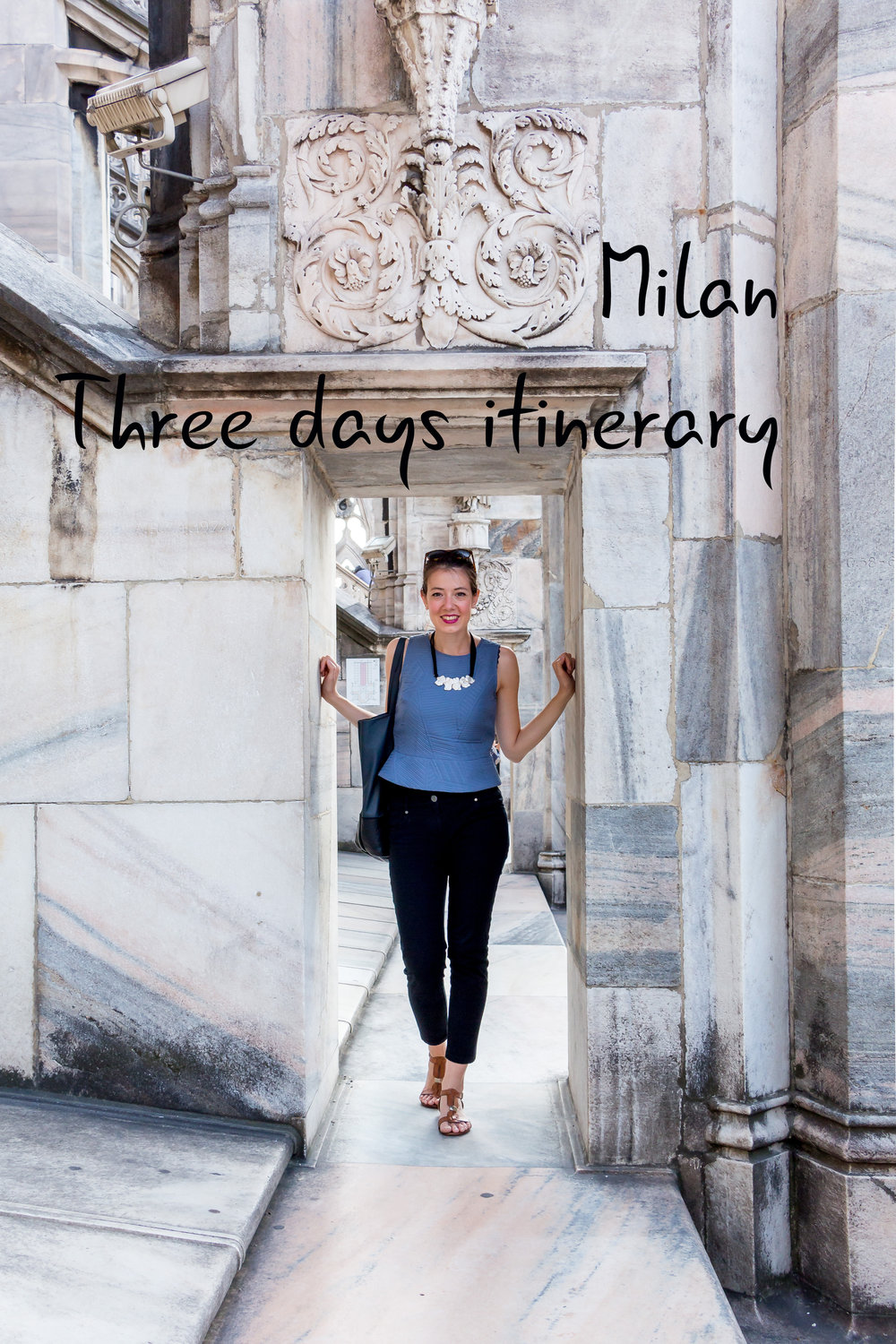 Three days in Milan