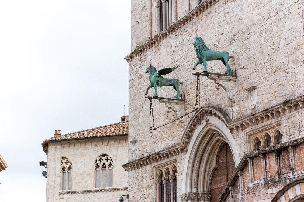 Palazzo dei Priori, Perugia