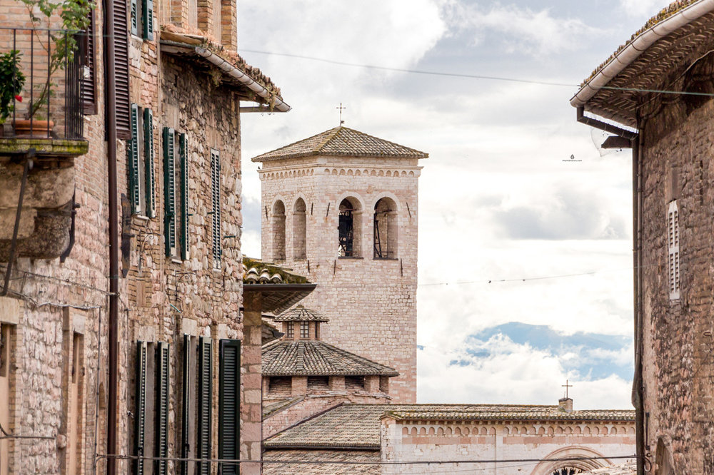 Italy, Assisi