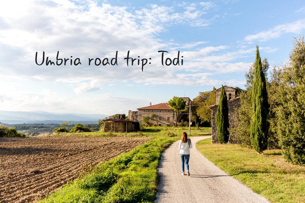 Todi Umbria