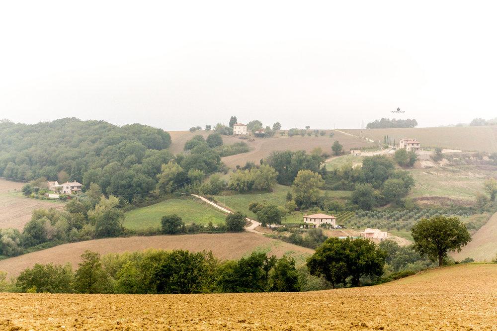 Umbria landscapes