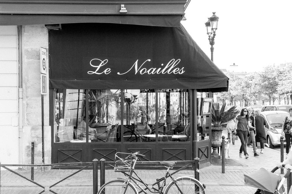 Le Noailles, Bordeaux