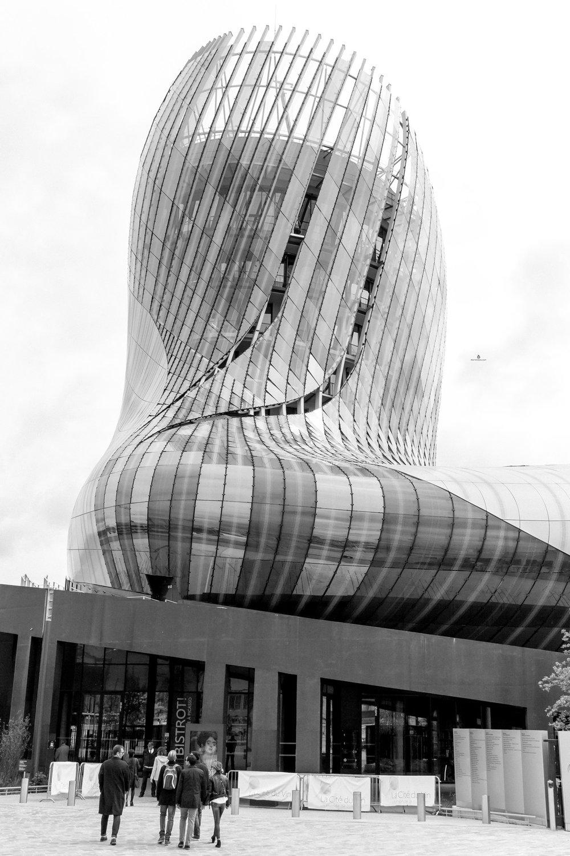 Cite du Vin museum, Bordeaux