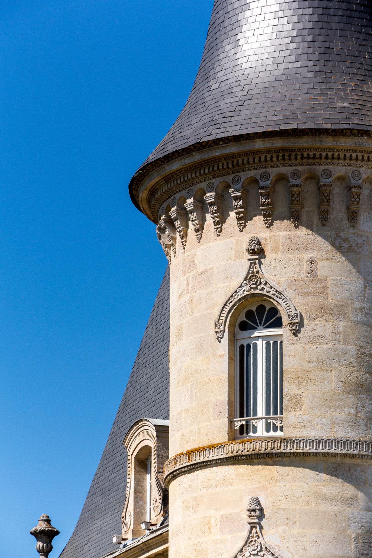 Chateau Pichon Baron, details